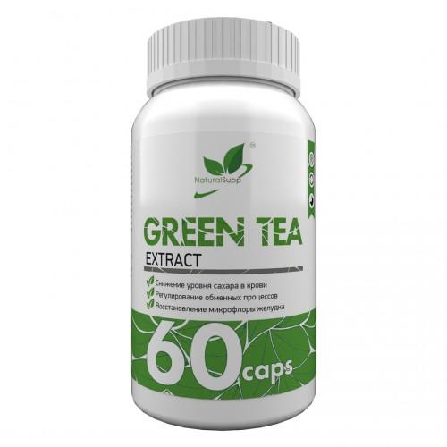 NaturalSupp Green Tea Extract 60 caps