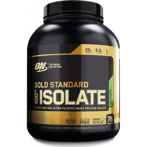 Optimum Gold Standard 100% Isolate 2360g