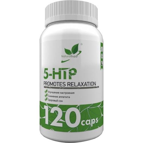 NaturalSupp 5-HTP 120 caps