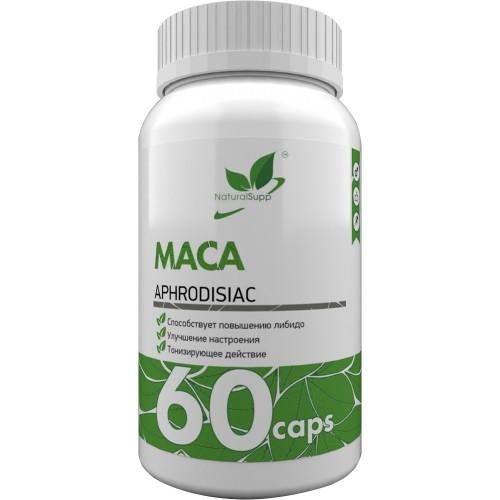 NaturalSupp MACA 60 caps