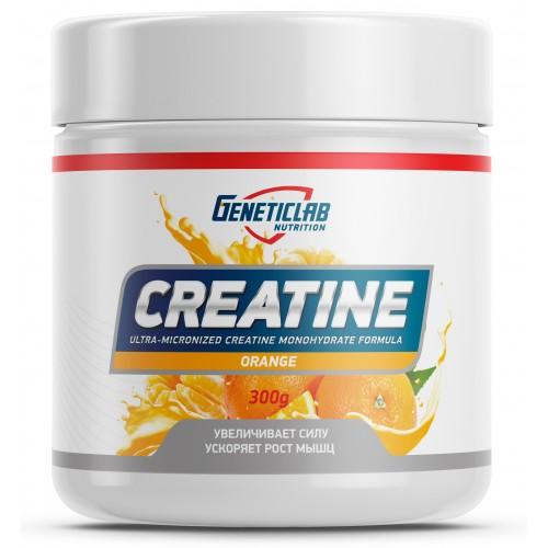 GeneticLab Creatine 300g Со Вкусом