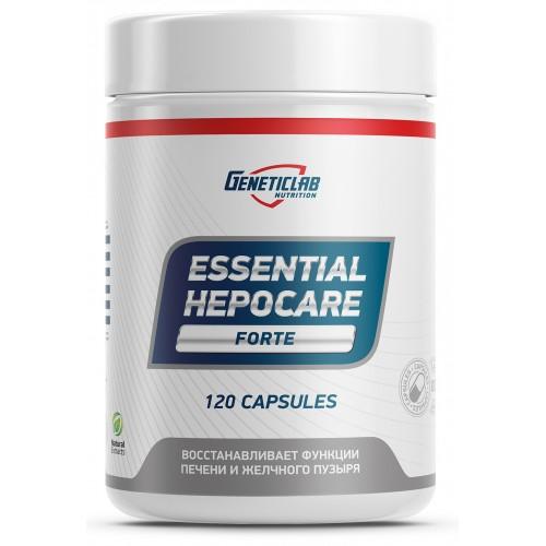 GeneticLab Essential Hepocare 120 caps