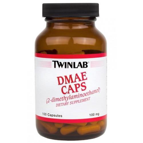 Twinlab DMAE 100 caps