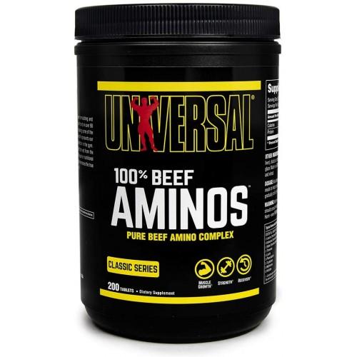 Universal 100% Beef Aminos 200 таб.