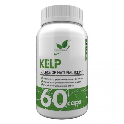 NaturalSupp Kelp 60 caps