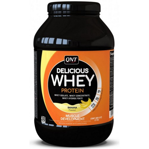 QNT Delicious Whey Protein 908g