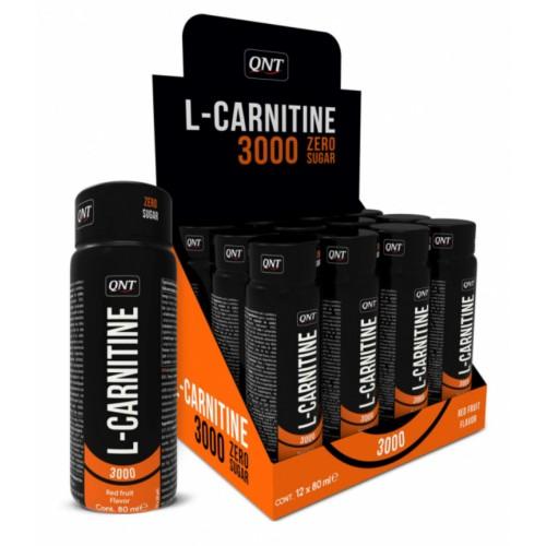 QNT L-CARNITINE 3000mg 80 мл