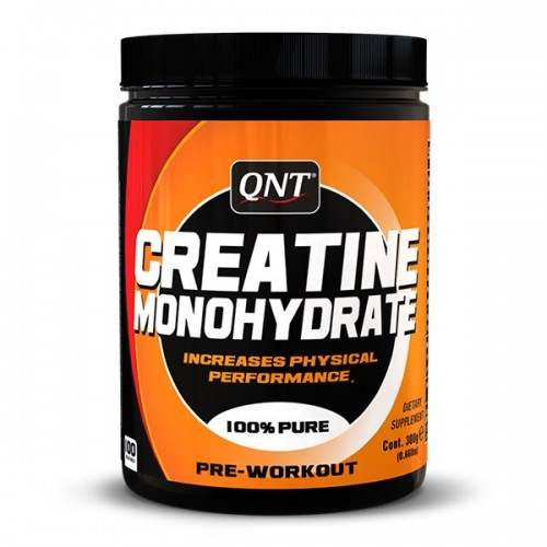 QNT 100% Pure Creatine Monohydrate 300g