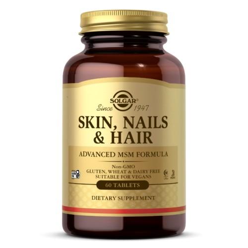 Solgar Skin, Nails & Hair 60 таб