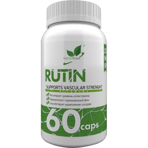 NaturalSupp Rutin 100mg 60 caps