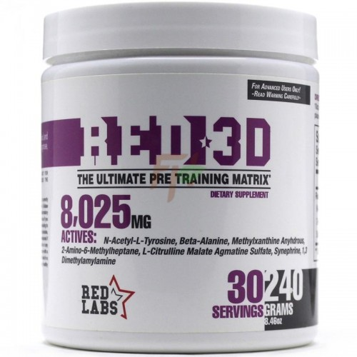 Red Labs RED 3D 240g 30 serv