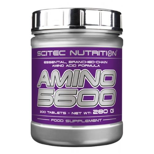 Scitec Amino 5600 200 tabs