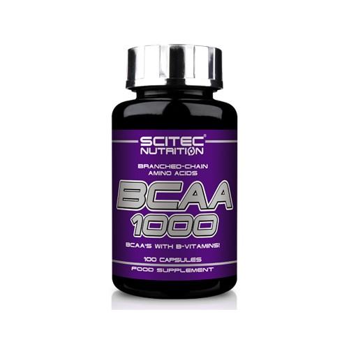 Scitec BCAA 1000 100 caps