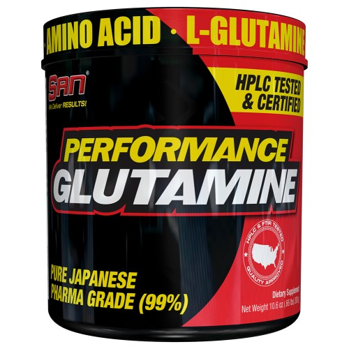 SAN Performance Glutamine 300g