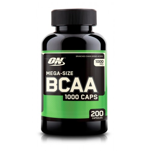 Optimum BCAA 200 caps