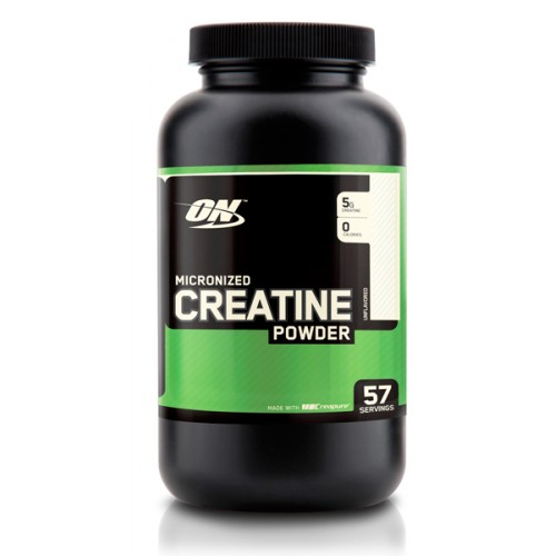 Optimum Micronized Creatine Powder 300g