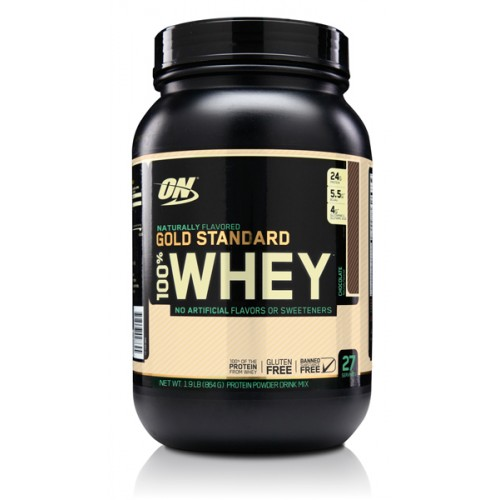 Optimum 100% Whey Gold Standard Natural 864g