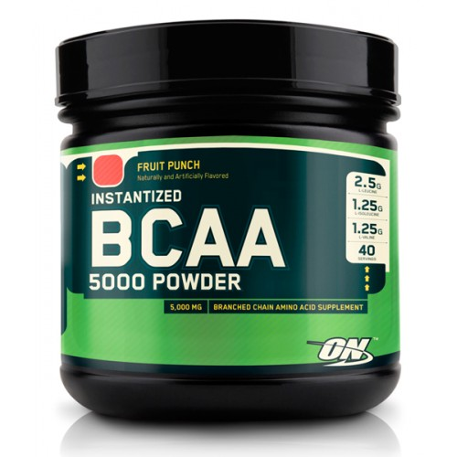 Optimum BCAA 5000 Powder 380g
