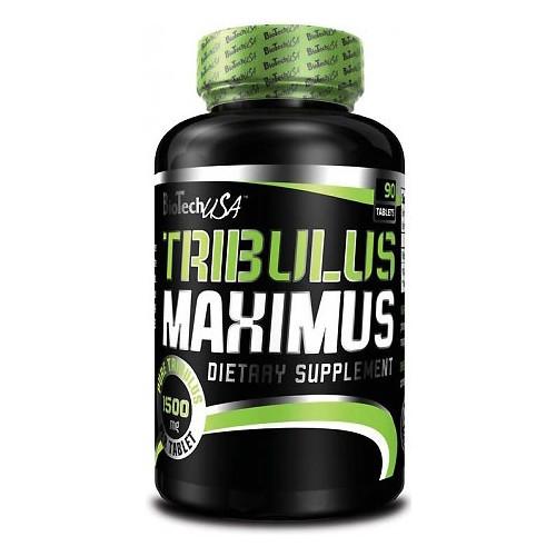 Biotech Tribulus Maximus 1500mg 90 tabs