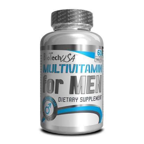 Biotech Multivitamin for Men 60 tabs