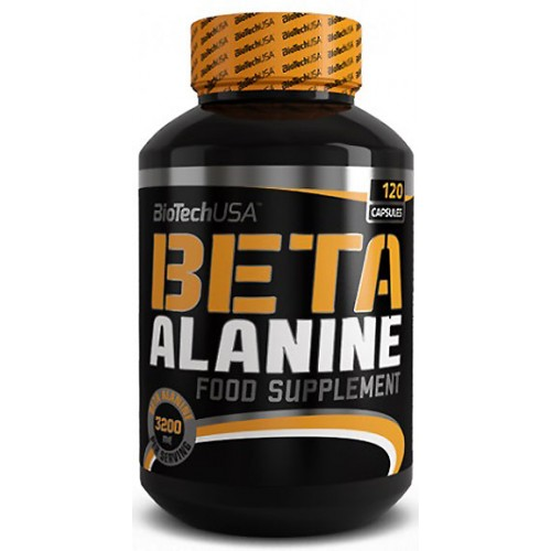 Biotech Beta Alanine 120 caps