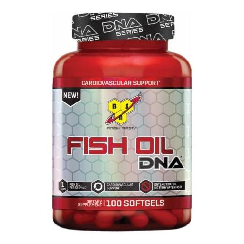 BSN Fish Oil DNA 100 softgels