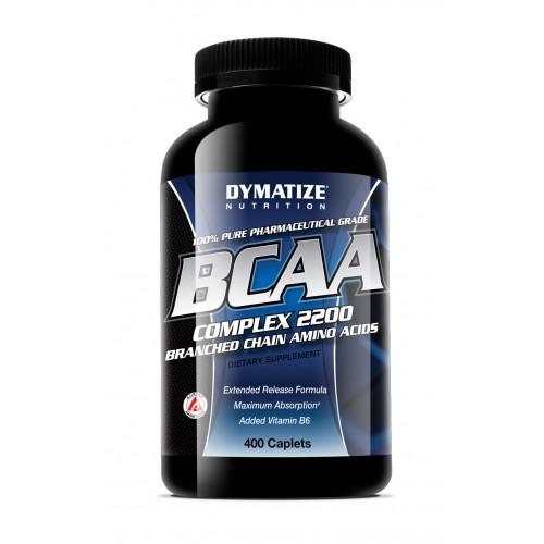 Dymatize BCAA 400 cts