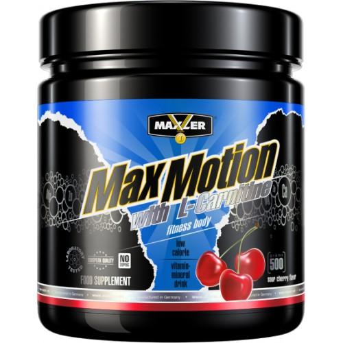Maxler Max Motion with L-Carnitine 500g