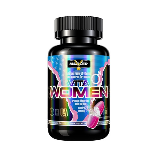 Maxler VitaWomen 60 tabs