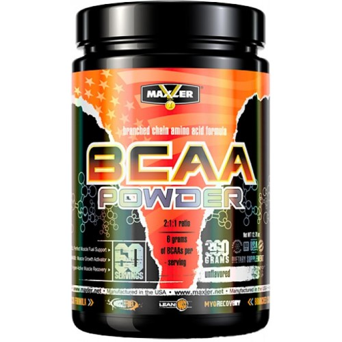 Maxler BCAA Powder 360g