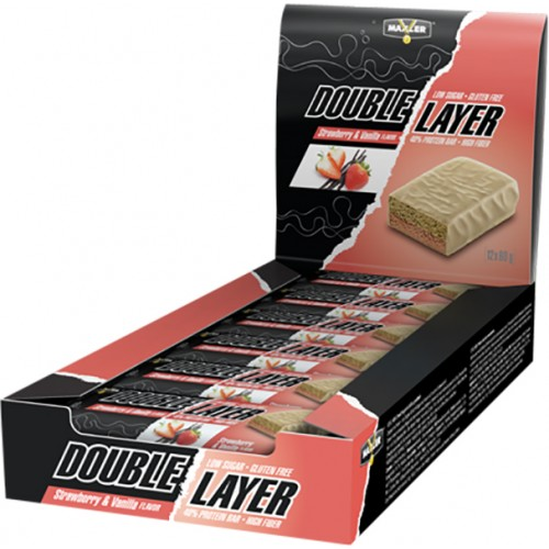 Maxler Double Layer Bar 60g