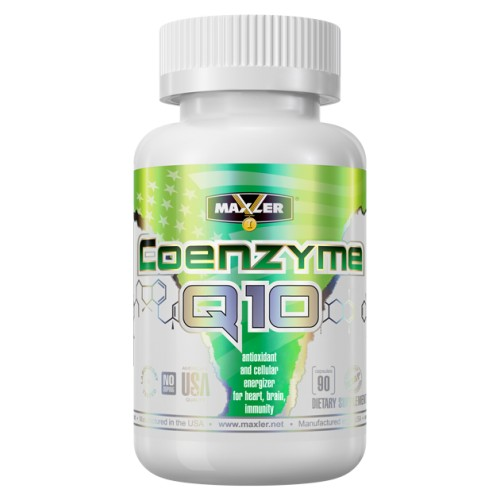 Maxler Coenzyme Q10 90 caps