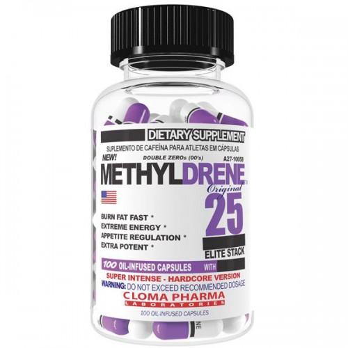 Cloma Pharma Methyldrene Elite 25 100 caps
