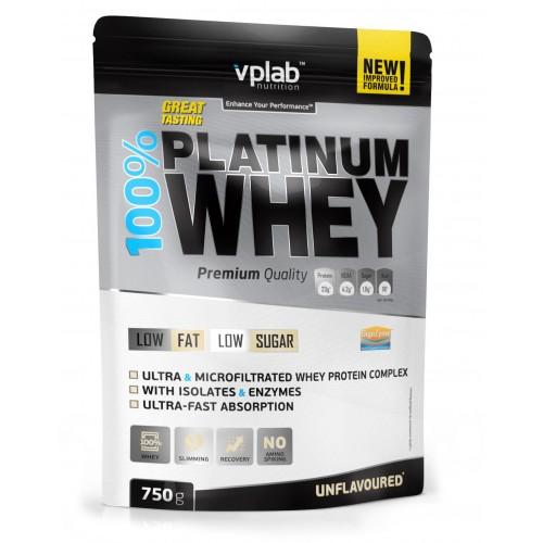 VPLab 100% Platinum Whey 750g