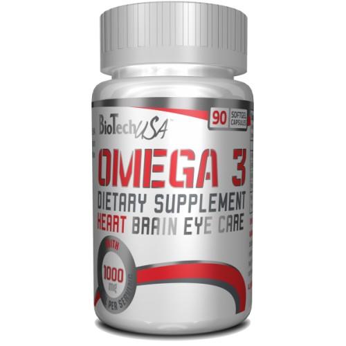 Biotech Omega 3 90 caps