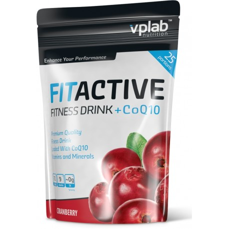 VPLab Fit Active+CoQ-10 500g
