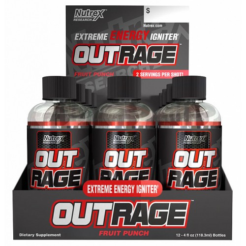 Nutrex Outrage Shooter 1 amp