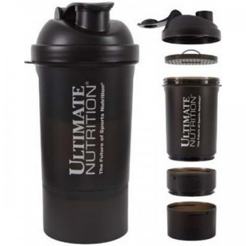 Ultimate 3 in 1 500ml shaker