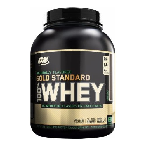 Optimum 100% Whey Gold Standard Natural 2180g