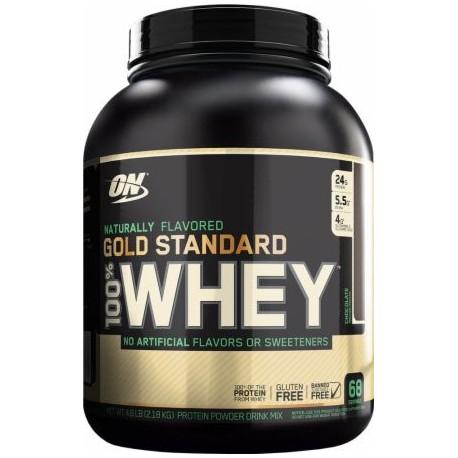 Optimum 100% Whey Gold Standard Natural 2180g