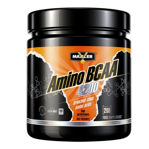 Maxler Amino BCAA 4200 mg 200 cts