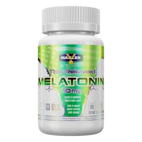 Maxler Melatonin 10 mg 60 tabs