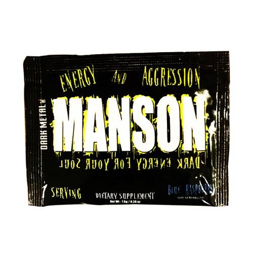 Dark Metal Manson 1 serv