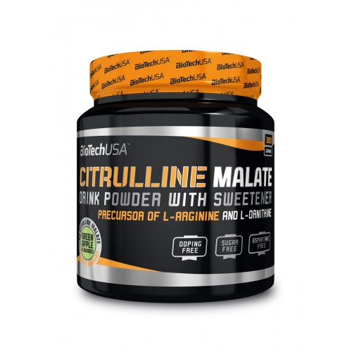 Biotech Citrulline Malate Powder 300g