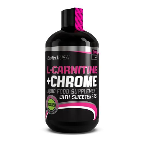 Biotech L-Carnitine+Chrome 500ml