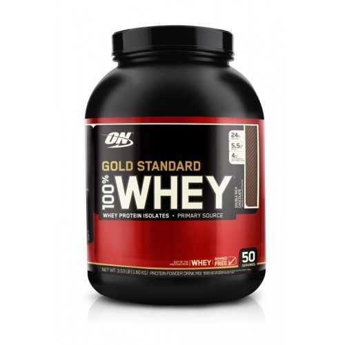 Optimum 100% Whey Gold Standard 1600g