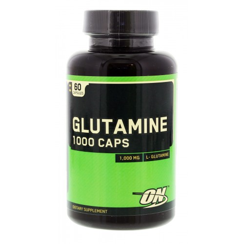 Optimum Glutamine 1000 mg 60 caps