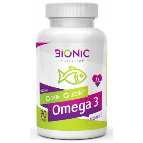 Bionic Omega-3 90 caps