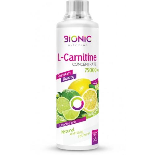 Bionic L-Carnitine Concentrate 75000 500ml