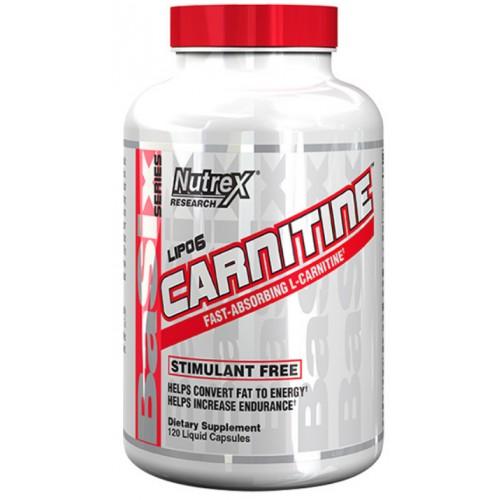 Nutrex Lipo-6 Carnitine 120 caps